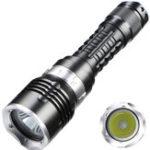 New Sofirn MS1 XM-L2 1000 lumens Scuba Diving Flashlight Underwater Fill Light Waterproof 18650 Flashlight