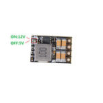 New JHEMCU MINI DC-DC BEC 2-6S 5V 3A/ 12V 2A Step Down Module for RC Drone FPV Racing