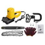 New 16 Inch 3900W Electric Chain Saw Power Wood Work Chainsaw Multifuncation Power Saws Kit