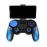 New iPega PG-9090 Smurf Bluetooth Gamepad Game Controller for for PUBG for IOS Andriod TV Box PC