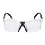 New 780-850nm Double Layers Laser Safety Glasses Eyewear Anti-Laser Protective Goggles w/ Case Eye Protection 808nm Wavelength