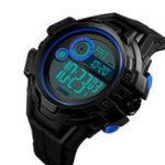 New SKMEI 1447 Compass Calorie Waterproof Sports Digital Watch