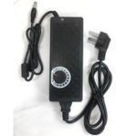 New 9-24V 5A Adjustable Power Supply Adapter High Power Voltage Speed Regulated Power Adapter