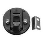 New Round Slam Hatch Latch Black For Southco M1-61 RV Marine Boat