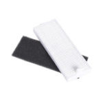 New HEPA Filter Sponge Air Purifier Cleaning Tool for Ecovacs Deetbot DT85 DT83 DM81 Vacuum Cleaner Accessories