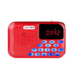 New Portable Digital FM Radio U-disk TF Card MP3 Music Audio Player Speaker