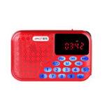 New Portable Digital FM Radio U-disk TF Card MP3 Music Audio Player Speaker