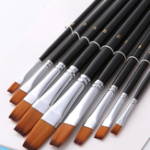 New Zhuting 9 Pointed Nylon Practcal Writing Brush
