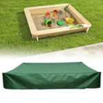 New Outdoor Plane Sandbox Sandpit Waterproof Cover Furniture UV Rain Dust Protector
