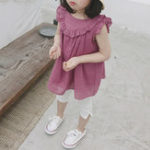 New Girls Children Lace Princess Dress