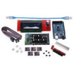 New  LCD 2004 Display + Ramps 1.6 Control Board+ Mega2560 R3 Board + 5Pcs DRV8825 Driver DIY 3D Printer Mainboard Kit
