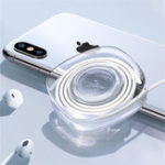 New Baseus Portable Strong Sticky Gel Pad Cable Management Wall Mount Car Holder for Xiaomi Mobile Phone