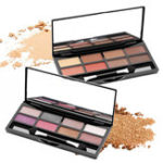 New 8 Colors Shimmer Eyeshadow Palette
