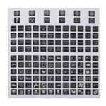 New Rocker Switch Label Decal Circuit Panel Sticker For Car Marine Boat Truck Instrument