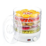New 5 Trays Electric Food Dehydrator Fruit Vegetable Preserver Beef Jerky Dryer Maker Machine