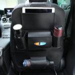 New Multifunctional Car Seat Back Storage Pocket Bag Seat Back Debris Storage Bag