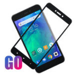 New Bakeey 2.5D Anti-Explosion Full Cover Tempered Glass Screen Protector For Xiaomi Redmi Go