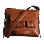 New Ekphero Men Casual Briefcase Handbag Multifunction Bag