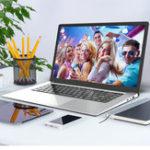 New T-BAO TBOOK X8S Laptop 15.6 inch Intel Celeron J3455 8GB LPDDR4 512GB SSD Intel HD Graphics 500