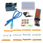 New Basic Learning Starter Kits For DIY Resistors Kit For UNO R3 Board
