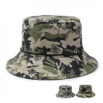 New Unisex Cotton Bucket Hat Outdoor Mountaineering Hat