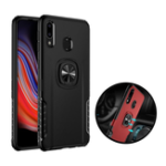 New Bakeey Protective Case For Samsung Galaxy M20 2019 Ring Grip Bracket Magnetic Adsorption Back Cover