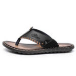 New Mens Sandals Toe Shallow Summer Shoes Anti-slip Slippers Comfort Outdoor Sandals Summer Beach Shoes