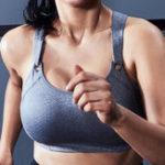 New Plus Size Yoga Shockproof Vest Bra For Running