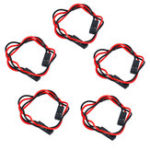 New 5pcs 2.54mm 20CM 2 Pin Dupont Line Female To Female Jumper Cable