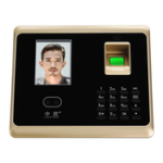 New ZOKOTECH ZK-TA50 Face Fingerprint Password ID Card Recognition Time Attendance Machine 2.8 Inches TFT Screen Checking-in Recorder