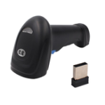 New YOKO WM3 2D/QR/1D Wireless Bluetooth Barcode Scanner Multi-Language CMOS Scanner USB Interface High Speed 230Times/second for iOS Android Windows Linux
