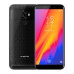 New Original HOMTOM S99 5.5 Inch HD+ 6200mAh 13.0MP Front Camera 4GB RAM 64GB ROM MT6750 Octa Core 1.5GHz 4G Smartphone