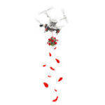 New RCGEEK Air Thrower Fishing Wedding Ring Gifts Delivery Drop System for DJI Phantom 4 Series RC Drone