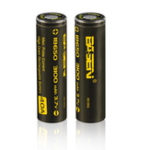 New 8pcs Basen BS186Q 18650 3100mah 3.7V 40A High Drain Flat Top Rechargeable Li-ion Battery