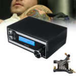 New LED Display Tattoo Machine Power Supply Adjustable AC to DC Switching Power Supply Suitable for Worldwide Voltage