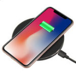 New 10W Qi Wireless Charger Wireless Fast Charging Phone Holder For Samsung Galaxy S10 Plus iPhone XS Max Huawei P30 Pro Qi-enabled Devices
