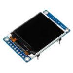 New 5pcs Wemos® ESP8266 1.4 Inch LCD TFT Shield V1.0.0 Display Module For D1 Mini Board