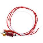 New 12V / 24V 40W MK8 Extruder Hot End Kit 1.75mm 0.4mm Nozzle For Creality 3D CR-10 3D Printer