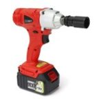 New 1/2 Inch 21V 10000mAh Electric Impact Wrench Cordless 320N.M High Torque Tool with Battery