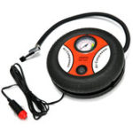 New AUGIENB 60W Tyre Inflator Vehicle Car Air Pump Inflatable Compressor Inflator