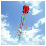 New 4m 158inch Octopus Single Line Stunt Kite Outdoor Toys