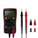 New ANENG M10 6000 Counts Digital Multimeter AC/DC Ammeter Voltmeter Ohm Meter Tester Capacitor Buzzer Multimetro Test