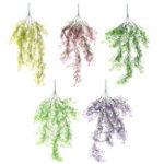 New Artificial Weeping Willow Ivy Vine Plants Outdoor Indoor Hanging Decorations