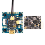 New 20x20mm Frsky RXSR-FC F4 Nano V7 Flight Controller Built-in Receiver & Scout VS600 48CH 25/200/600mW VTX