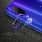 New Bakeey™ Anti-scratch Metal Circle Ring + Tempered Glass Phone Camera Lens Protector for Xiaomi Redmi Note 7 / Note 7 Pro