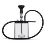 New Water Glass Pipe Straw Bottles Glassware Shisha Chicha
