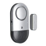 New Ultra-thin Aluminum Window Door Alarm Magnetic Low Voltage Indicator Wedge Alert
