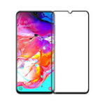 New Mofi 2.5D Curved Edge Tempered Glass Screen Protector For Samsung Galaxy A70 2019 Full Screen Film