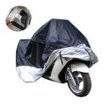 New Waterproof Motorcycle Cover Case Outdoor Rain Dust Motorbike Lock Protector