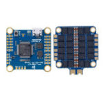 New iFlight 30.5×30.5mm Flytower SucceX F7 TwinG Plus F7 OSD Flight Controller & 50A BL_32 4in1 ESC for RC Drone